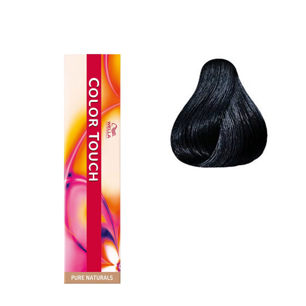 Wella color touch 20 pure natural darkest brownnatural 2oz 2 wella color touch 20 pure natural darkest brownnatural 2oz 2 set ebay nvjuhfo Image collections