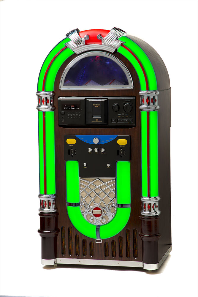 Classic jukebox america 39 s last great home jukebox 300 cd for Classic house cd