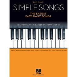 Kyпить Simple Songs The Easiest Easy Piano Songs Sheet Music Songbook NEW 000142041 на еВаy.соm