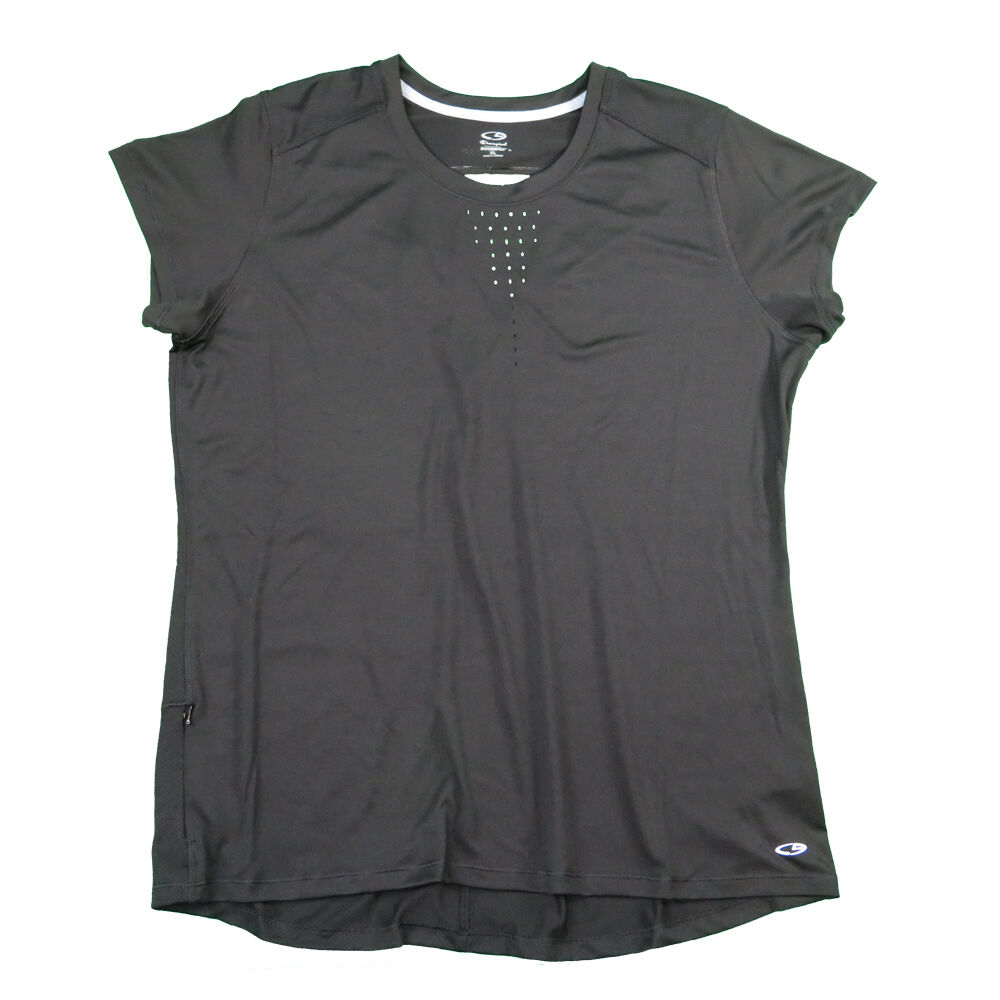 77567915 C9 by Champion Women's Athleisure Tee With Cutout Back S9981 | eBay