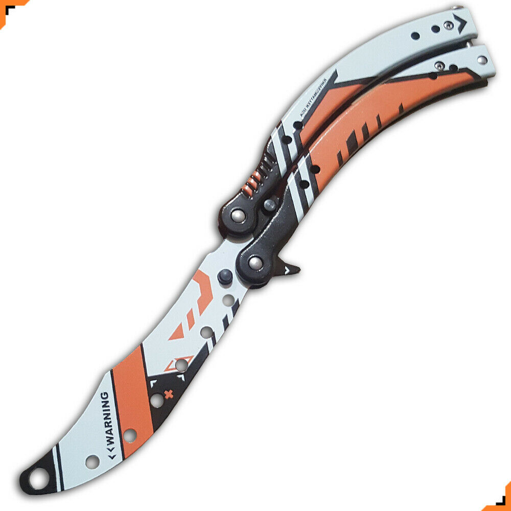 knives to go csgo butterfly knife for practice balisong trainer cs go