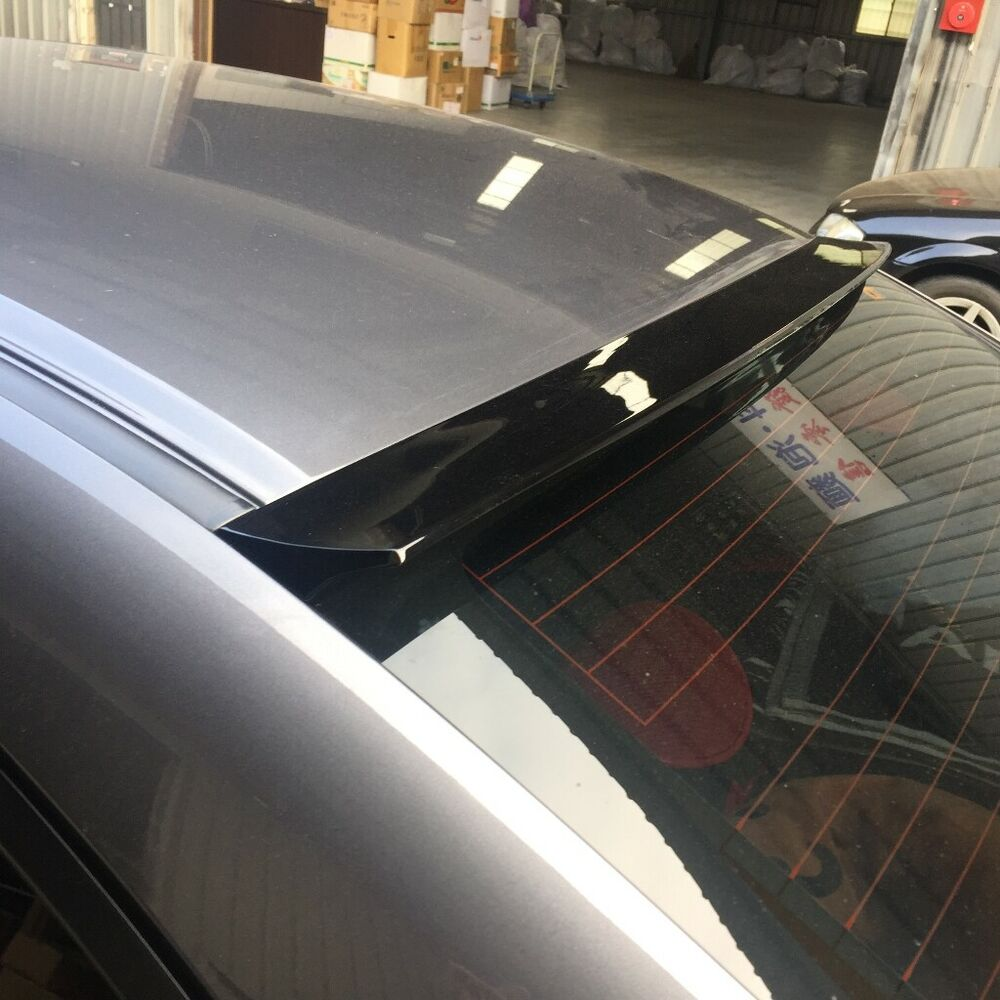 Painted Vrs Style Rear Wing Roof Spoiler For Nissan Altima