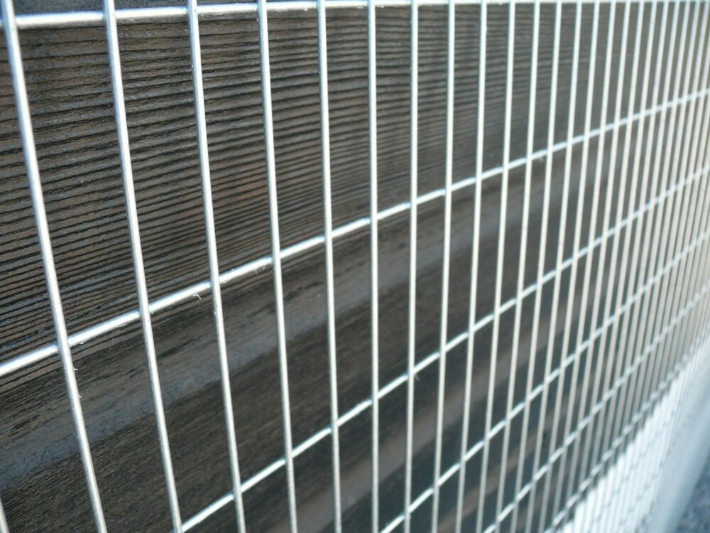 Welded Wire Mesh Panels 6ftx3ft Galvanised Sheet Mesh 3x1