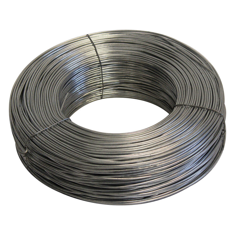 Straining Wire Line Fencing 10kg 160M Galvanised Steel Cable ...