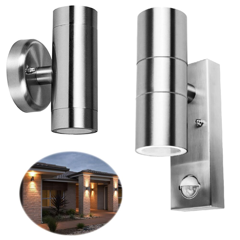 Dual Up Down Outdoor Security Porch Outside Wall Door