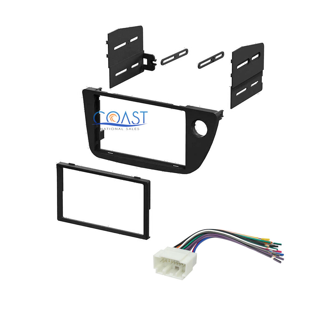 Planet Audio Car Radio Stereo Dash Kit Wiring Harness for 2002-2006 Acura  RSX | eBay