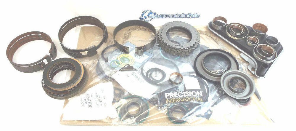 Gm 4t65e Transmission Master Hd Rebuild Kit Fiber 2003  Complete Bushings Bands