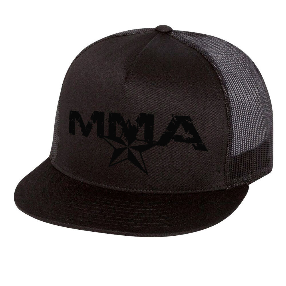 e138c438c15 Details about MMA Star Baseball Cap Head Gear Hat UFC BJJ Karate w FREE  Tapout Sticker Decal