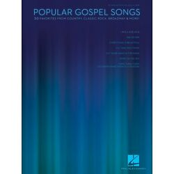 Popular Gospel Songs Sheet Music 30 Favorites from Country Classic 000311950