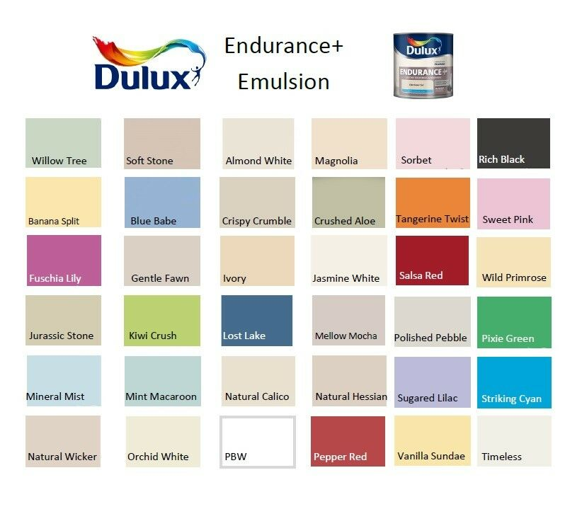 White Dulux Paint Offers