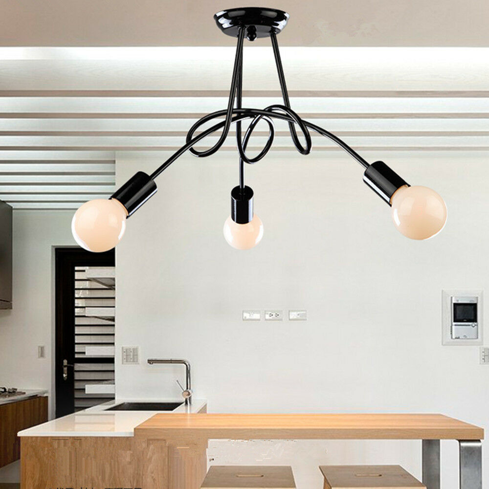 Ceiling Lamp Kitchen: Bedroom Ceiling Lamp Kitchen Chandelier Lighting Fixtures