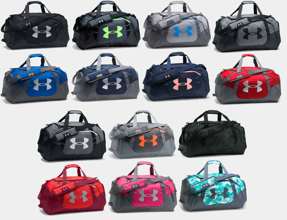 Under Armour UA Undeniable 3.0 Medium Duffle Bag All Sport Duffel Gym Bag
