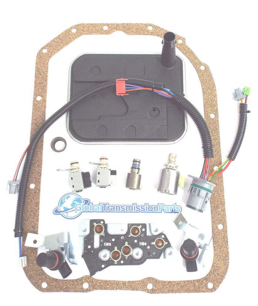 in stereo wiring diagram for 2004 chevy suburban 4l80e wiring changes in 2004 4l80e master solenoid wire harness sensor kit w/ filter ... #6
