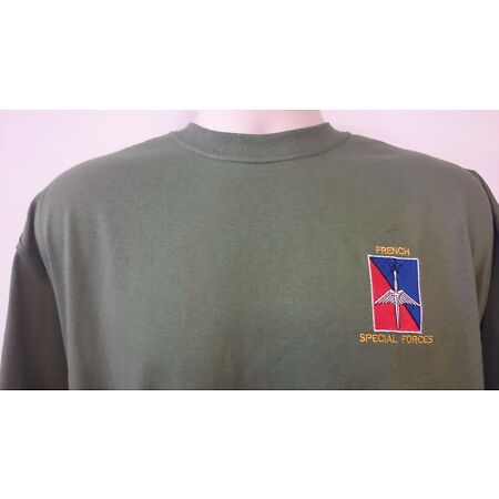 img-FRENCH ARMY FRENCH SPECIAL FORCES T-SHIRT