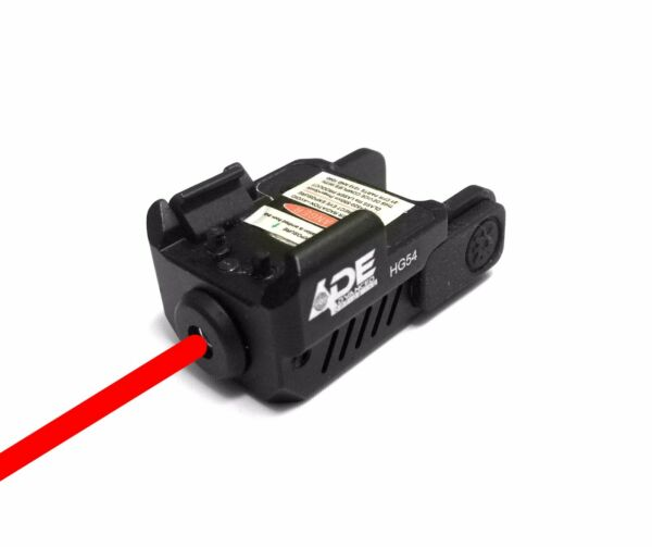 Super Compact RED Laser sight Fits All Full size hand gun _ sub-compact pistol
