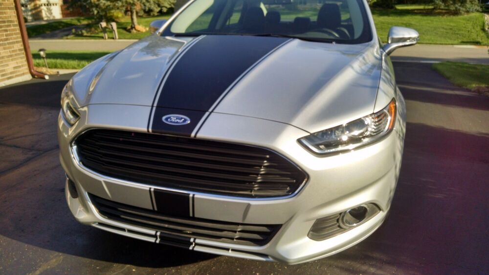 Details About Ford Fusion Full Body Kit 2017 2016 2018 2019