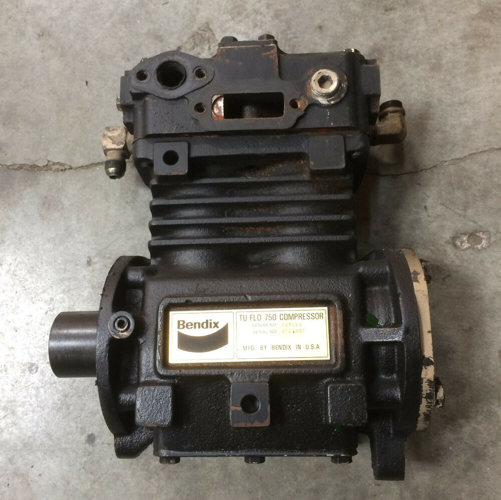Bendix Tu Flo 750 Air Compressor Part Number 065198