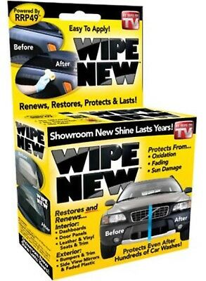 Wipe New Trim Restorer
