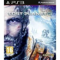 Lost Planet 3 (Sony PlayStation 3, 2013) - Uk Pal Version Sony Sealed