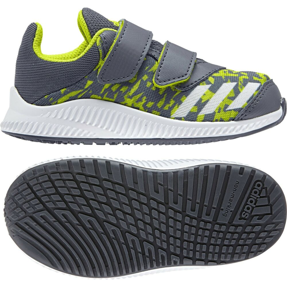 quality design 40df4 65946 Details about Adidas Baby Shoes Running FortaRun CF Infants Kids Eco  Ortholite Training BY8980