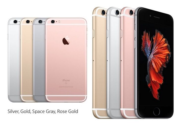iphone 6s color apple iphone 6s 16gb 64gb 128gb gsm quot factory unlocked 11471