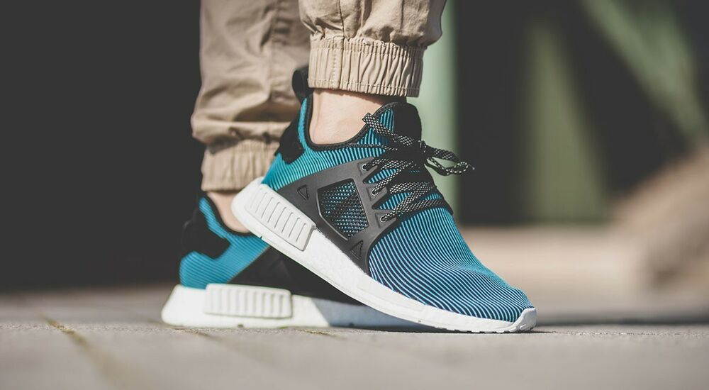 944d72685 Details about Adidas NMD XR1 PK size 12. Cyan Blue Black. S32212. primeknit  ultra boost