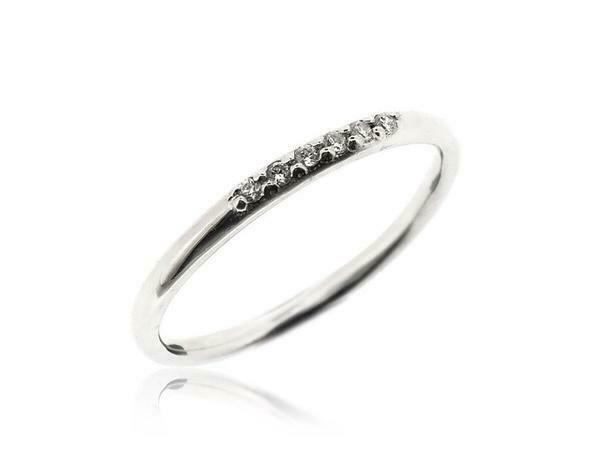 Sovats Silver Solitaire Engagement Wedding Promise Ring