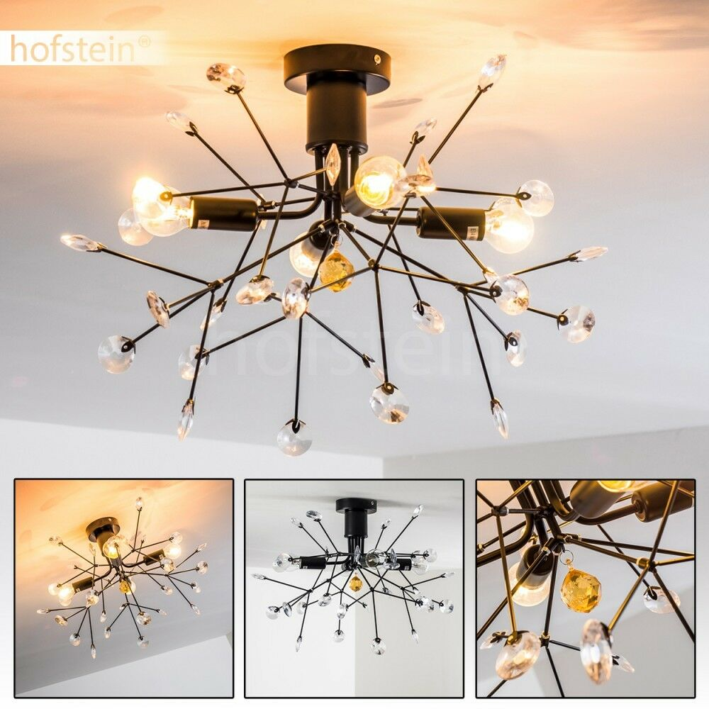 plafonnier design lustre lampe suspension lampe de cuisine lampe de salon 163731 ebay. Black Bedroom Furniture Sets. Home Design Ideas