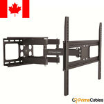 "37"" -70"" Steel LCD LED Plasma Flat Screen Tilt Full Motion TV Wall Mount Bracket"