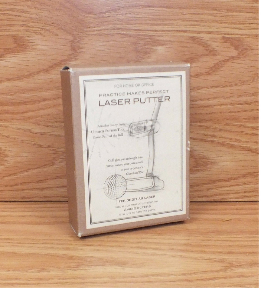Restoration Hardware Ebay: Genuine Restoration Hardware (36200260) Laser Putter For
