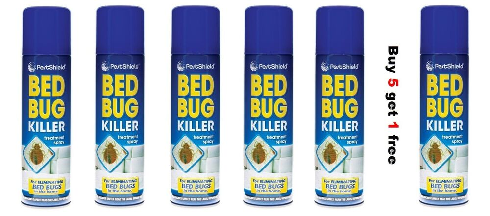Bed Bug Killer Spray Kill Bed Bugs Treatment Mattress Bed Frame