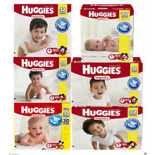 Huggies Snug & Dry Baby Diapers Size 1, 2, 3, 4, 5, 6 CHEAP!!!