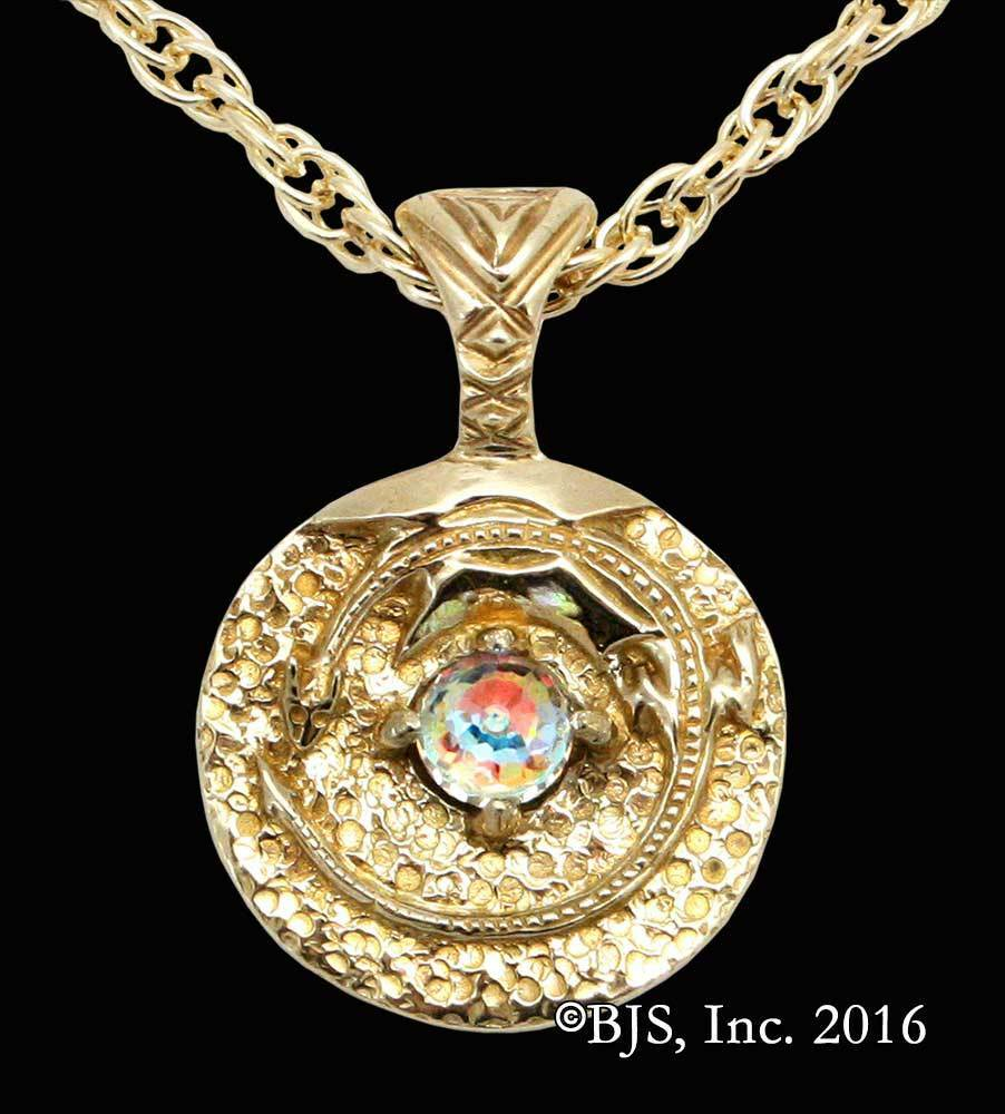 from new thick jewelry hip for pendant pharaoh boxing hop crystal chain charm necklace african mens round in item golden necklaces bling