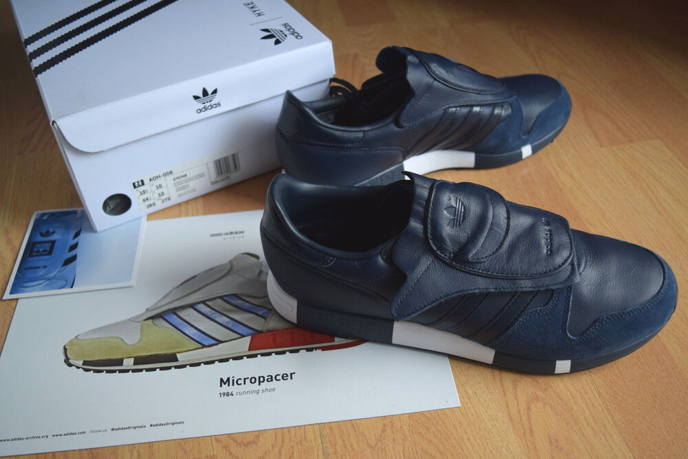 competitive price 764ef 96bbe S79348 LIMITED EDITION art Adidas Originals SCARPA CASUAL AOH-006 HYKE