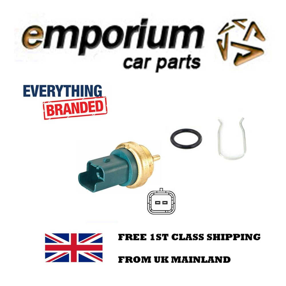 Engine Coolant Temperature Sensor Switch Mini Peugeot Citroen 14 16 1338f8 Ebay