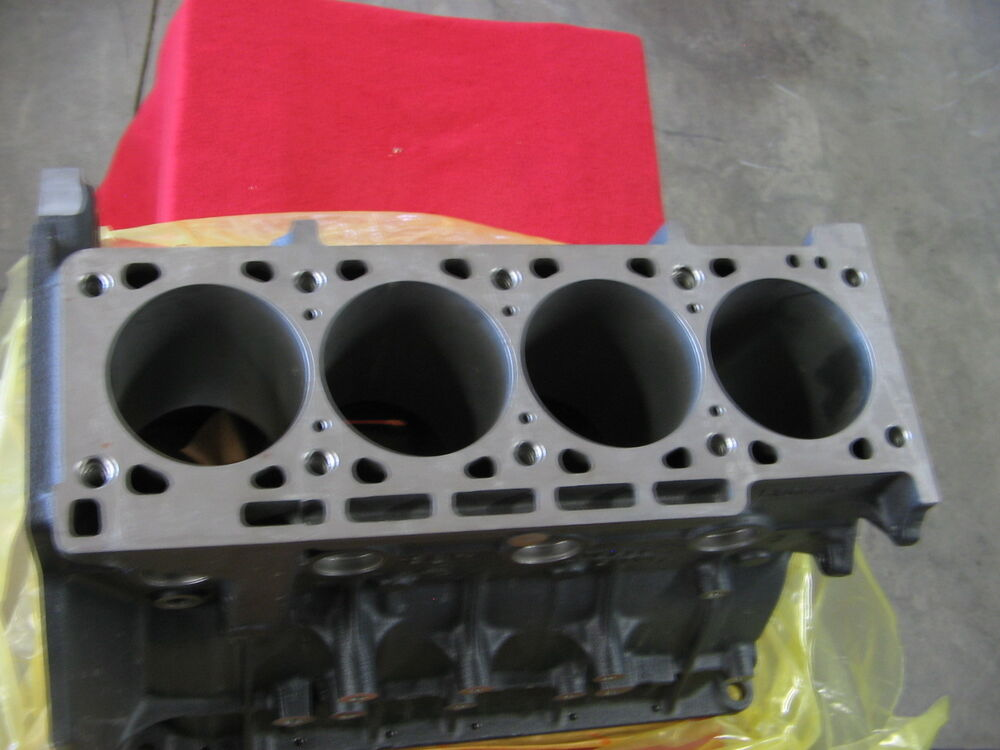 bmw e30 m3 s14 2 5 engine block pn 11 11 1 315 501 ebay. Black Bedroom Furniture Sets. Home Design Ideas