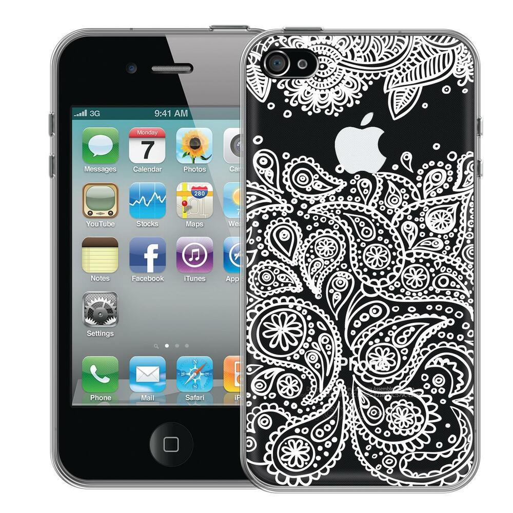 schutz h lle apple iphone 4 4s h lle silikon handy tasche. Black Bedroom Furniture Sets. Home Design Ideas
