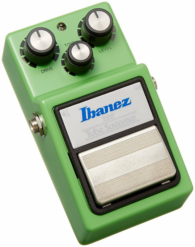 new ibanez ts 9 ts9 tube screamer guitar effect pedal overdrive from japan 606559031153 ebay. Black Bedroom Furniture Sets. Home Design Ideas