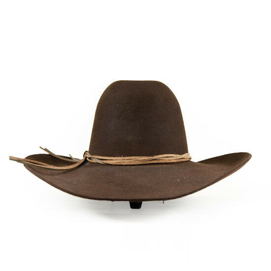 Details about Stetson Cowboy Hat 6X Beaver Fur Chocolate GUS With Free Hat  Brush+No Tax Sale!! e9644d900bca
