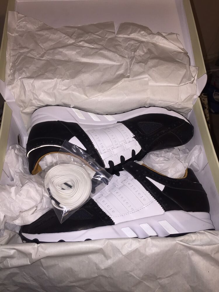 buy popular 88d0a c71ca Adidas x SNS Tee Time Pack Black And White Adidas x Sneakers N Stuff Size 12    eBay