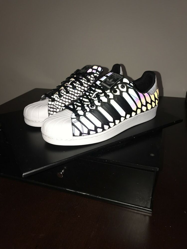 d1a2af740 Details about Adidas Superstar Shelltoe shoes mens new D69366 Xeno shell  toe black