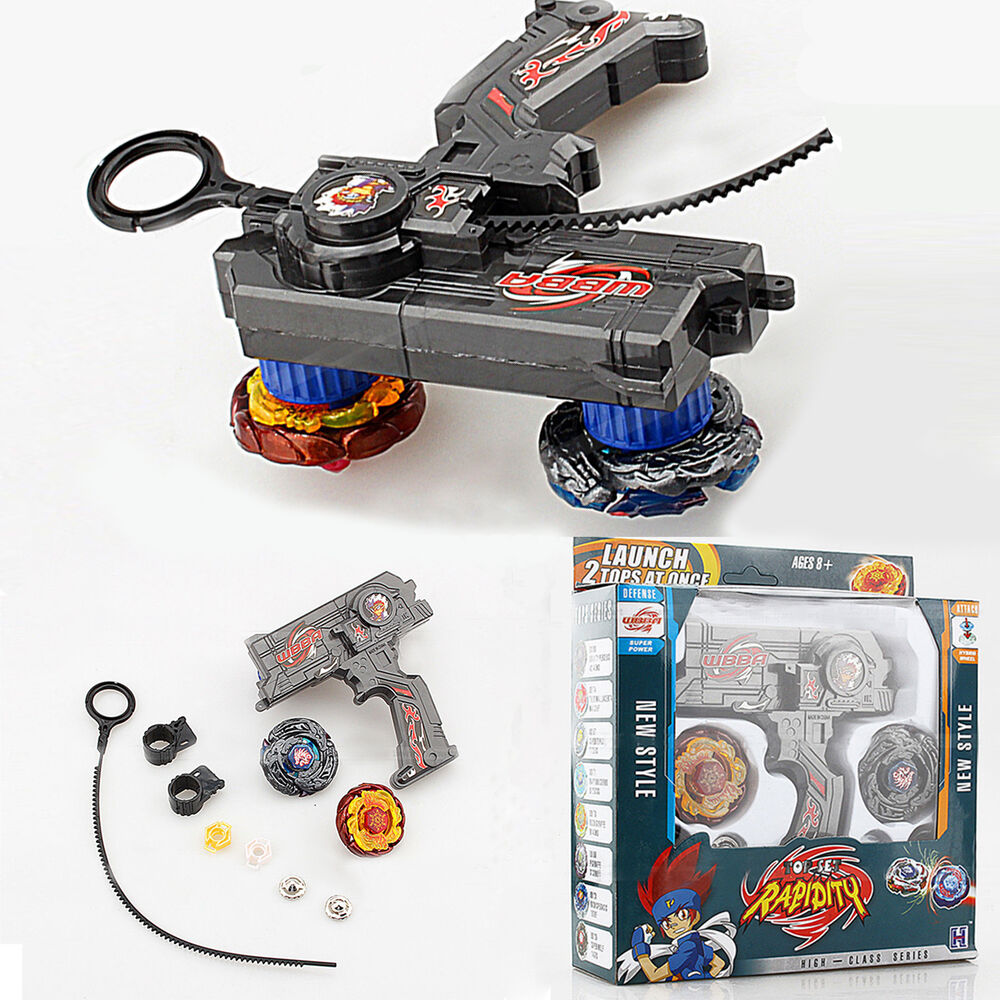 Beyblade Metal Masters Fusion Arena Top Cord Launcher ...