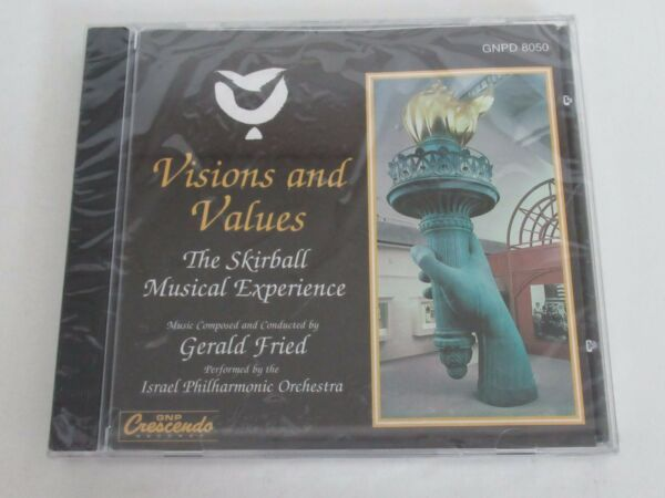 AllemagneVisions And Values / Soundtrack / Geral Fried ( Pnb  Gnpd 8050) CD