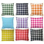 """Plain Cotton Cushion Cover 10"""" to 24"""" Sizes Available 30 colours * Make to order"""