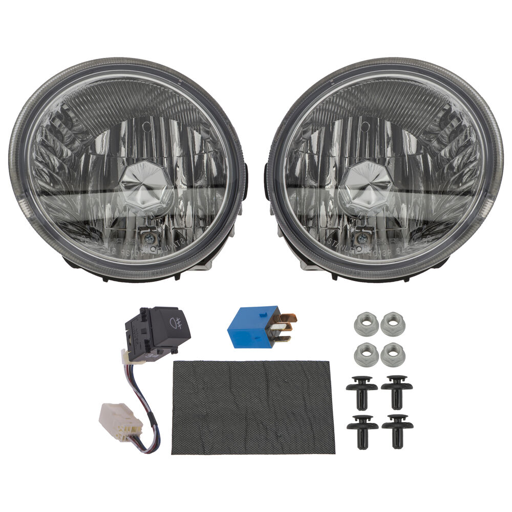 Oem 2015 2018 Subaru Outback 25i Complete Fog Light Lamp Kit New 2007 Wrx Wiring Harness H451sal100 Ebay