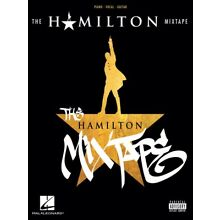 The Hamilton Mixtape Sheet Music Piano Vocal Guitar SongBook NEW 000218298