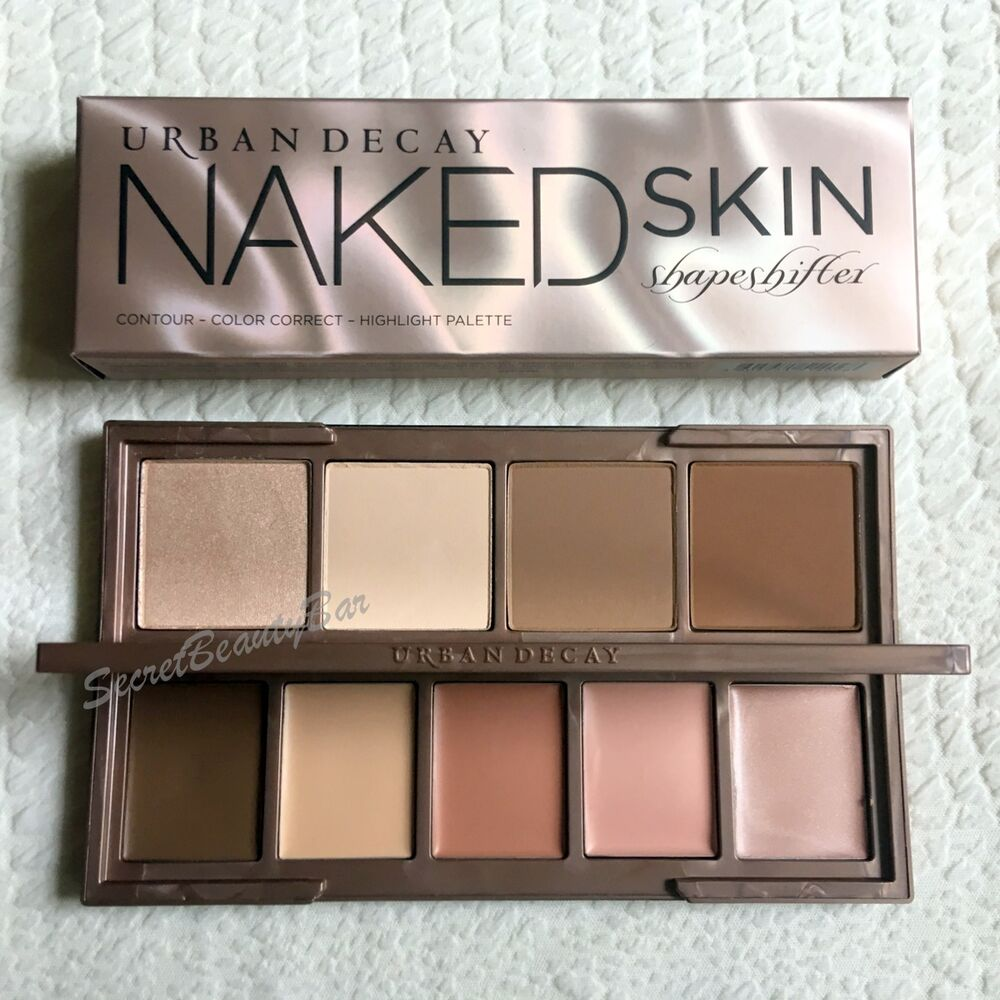 Urban Decay Naked Skin Shapeshifter Palette   Your Beauty
