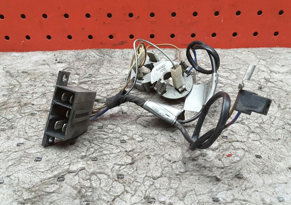1993 93 Bmw K1100rs 1100 Tail Light Wiring Harness