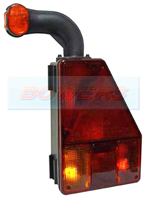 Aspock Earpoint 1 Rear L  H Combination Tail Light Lamp For
