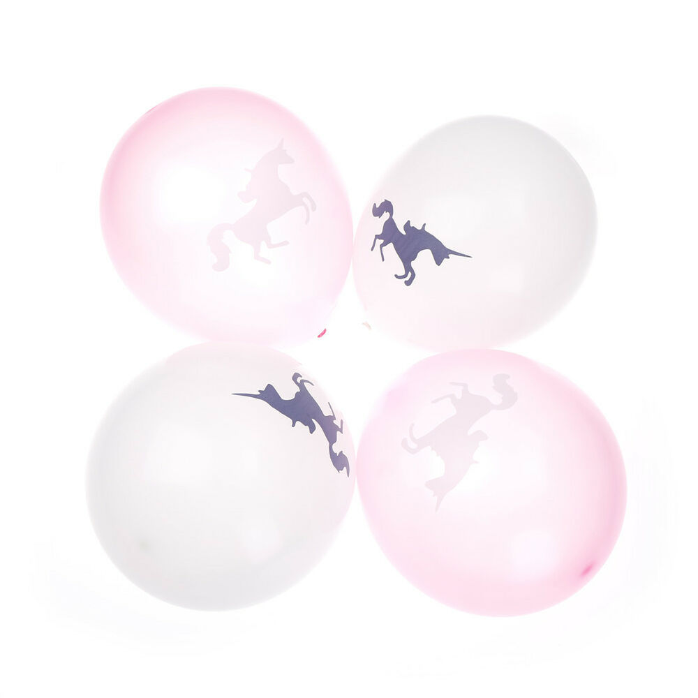 10x Unicorn Latex Balloon Birthday Wedding Party Decor Baby Shower Kids Gifts、UK | eBay